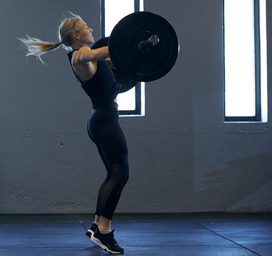 Gungnir Allround Olympisk vektstang for både tunge løft og høyintensitetstrening