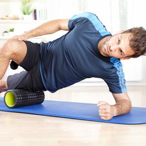 Sterk kropp med Progression Roller