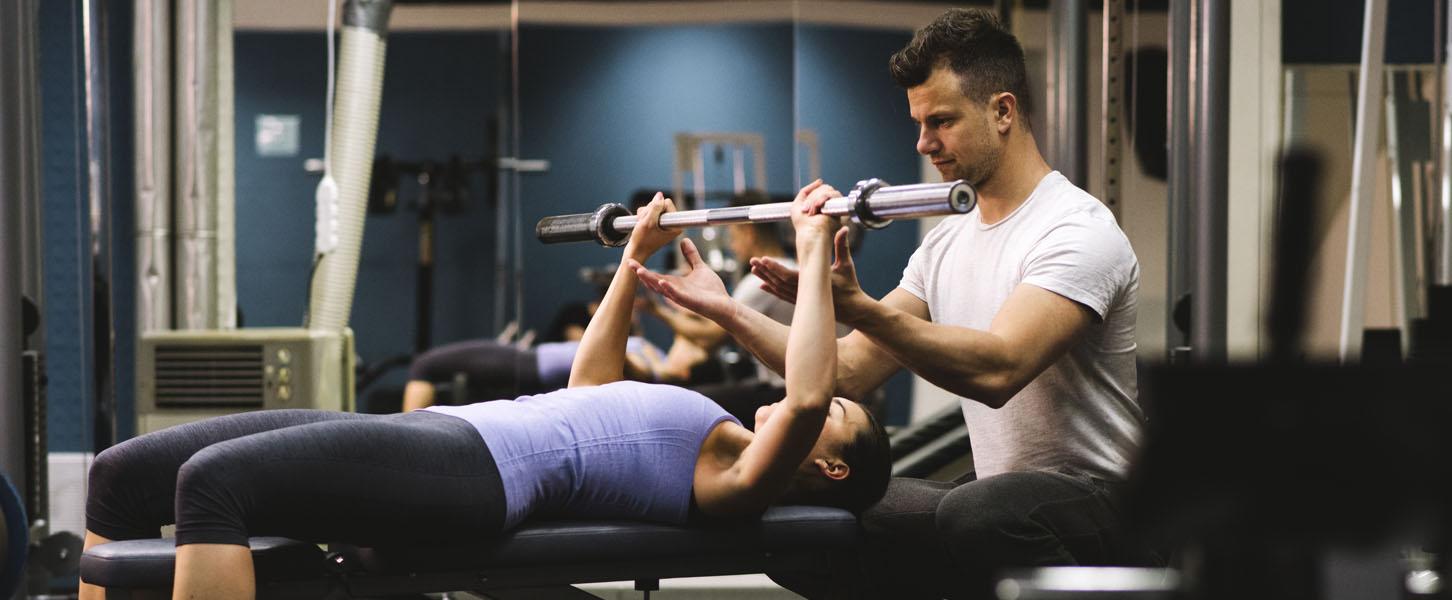 Bannerbilde til styrketrening for nybegynnere