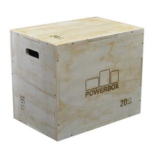 Powerboks til bokshopp
