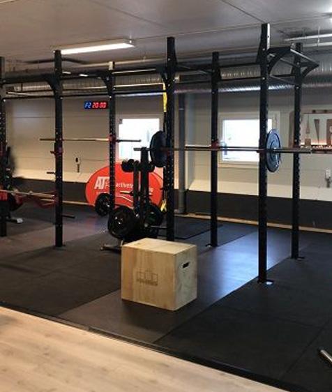 Active Trening Fredrikstad med rigger og power box