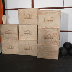 Powerbox hosFlateby Functional Fitnessklubb