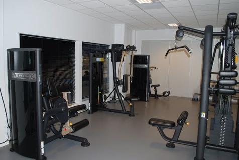 Frogner I.L treningsrom med styrkeapparater