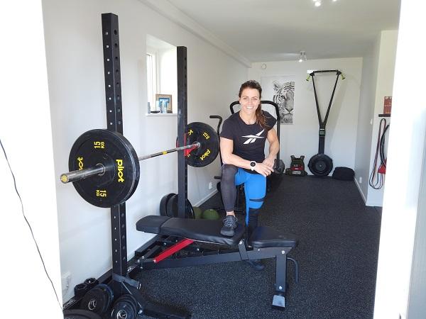 Kristin Holte styrkepakke