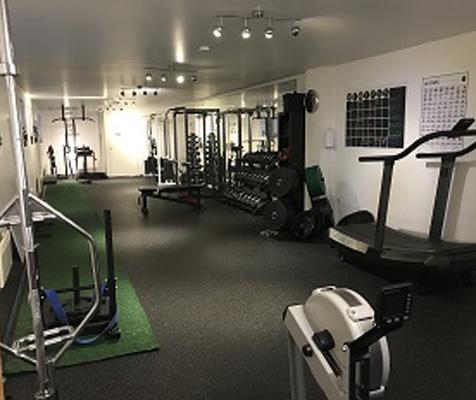 SM Training Kirkenes treningssenter