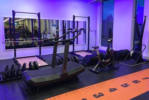 Sportsenter1 treningsenter