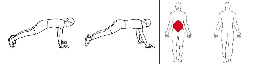 Illustrasjons bilde av supermann på tå enkle inntrekk med slides
