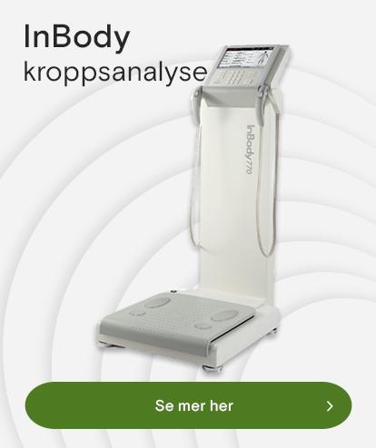inbody kroppsanalyse