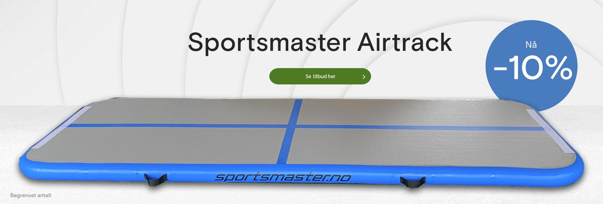 Sportsmaster airtrack