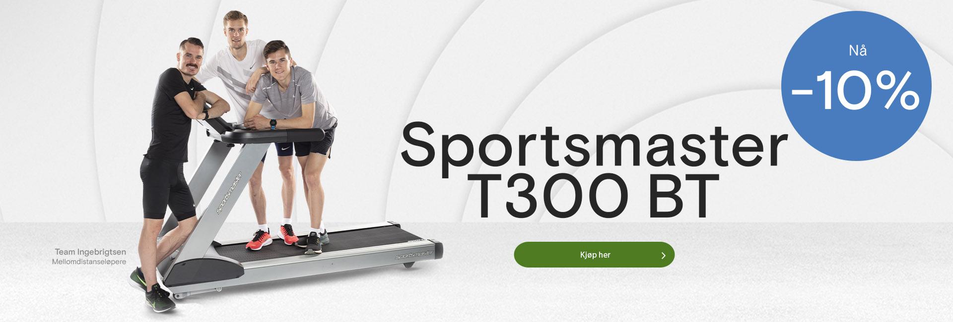 Tilbud på Sportsmaster T300 BT