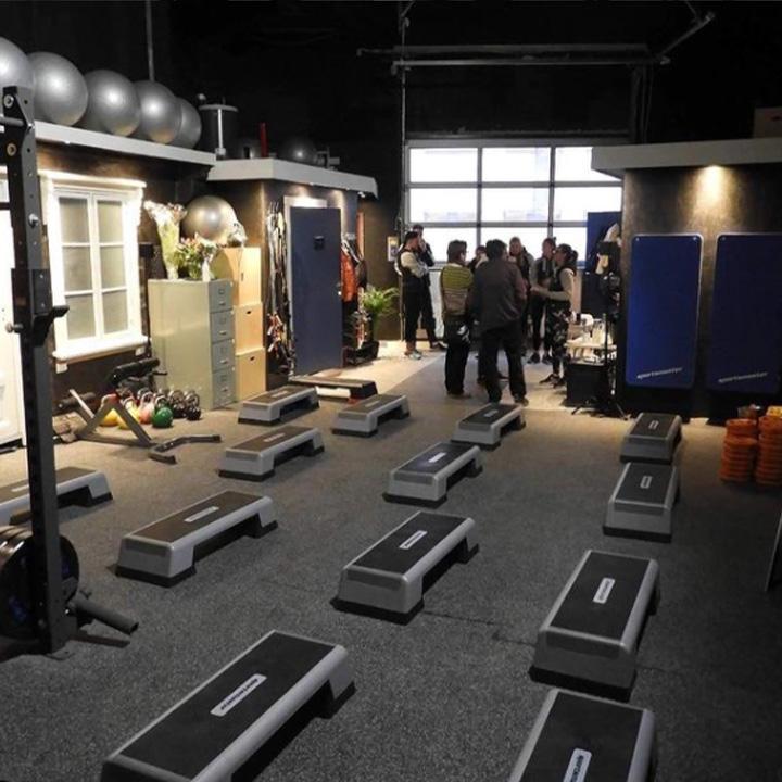 Bilde av gruppetreningssal hos Gunns trening