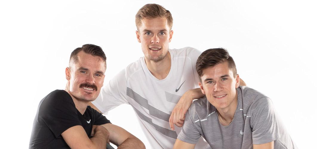 Team Ingebrigtsen legger grunnlaget inne